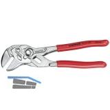 KNIPEX Zangenschlüssel für Schlüsselweite bis 25 mm Länge 125 mm