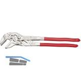 KNIPEX Zangenschlüssel für Schlüsselweite bis 85 mm Länge 400 mm