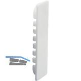 CAMAR Abdeckkappe zu Schrankaufhänger 816AS, Kunststoff weiß