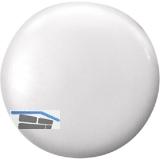 SECOTEC Abdeckkappe aus Kunststoff für Pozidrive 2 weiß SB-20