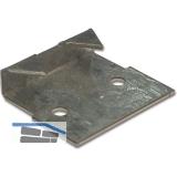 Anfangsprofilholzkralle Stahlband-verzinkt für Paneele