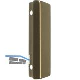 MACO Balkontürgriffe Muschel - außen, (38963), Aluminium bronze elox.