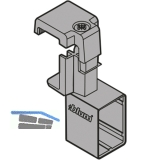 BLUM ORGA-LINE TANDEMBOX ANTARO Querreling Aufnahme, KS grau RAL9006