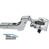 BLUM CLIP top Standardscharnier 110°, 18mm gekröpft mit Feder, Inn, INSERTA
