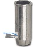 GESIPA Micromutter Rundschaft geschlossen M 5x18 Stahl verzinkt