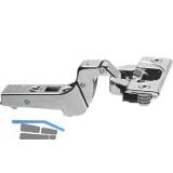 BLUM CLIP top BLUMOTION Profiltürscharnier 95°, 18mm gekröpft,Einpressen