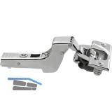 BLUM CLIP top BLUMOTION Standardscharnier 110°, 18mm gekröpft, Einpressen