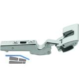 BLUM CLIP top BLUMOTION Winkelscharnier -45°, max. aufschlagend, III,INSERTA