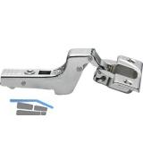 BLUM CLIP top Standardscharnier 110°, 18 gekröpft ohne Feder, Schrauben