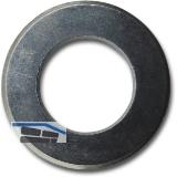 ISO7090 200HV M 5 verzinkt Scheibe mit Fase