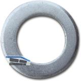 ISO7091 M27 verzinkt Scheibe ohne Fase (DIN 126)