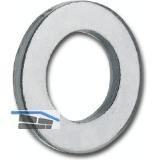 DIN1440 Dm  8 verzinkt Scheibe für Bolzen