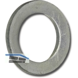 DIN1441 Dm 15 verzinkt Scheibe für Bolzen grobe Ausführung