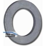 ISO7092 M 4 blank Scheibe für Zylinderschrauben (DIN 433)