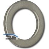 ISO7092 M 3 Edelstahl A2 Scheibe für Zylinderschrauben (DIN 433)