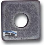 DIN 436 M10 blank Vierkantscheibe für Holzkonstruktionen