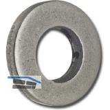 DIN7349 M 5 blank Scheibe für schwere Spannhülsen