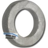 DIN7989-1 M10 feuerverzinkt Scheibe für Stahlkonstruktionen