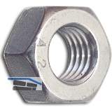 DIN 934 M 1.6 Edelstahl A2 Sechskantmutter