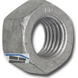 DIN 934/ 8 M10 feuerverzinkt ISO-passende Sechskantmutter