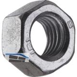 DIN 934/ 8 M 3/100 Stück in Kleinpackung verzinkt Sechskantmutter