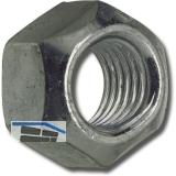 ISO7042/ 8 M 8 blank Sicherungsmutter Ganzmetall