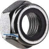 DIN 985 10 M14 verzinkt Sicherungsmutter niedrige Form mit Polyamideinlage