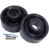 EPDM-Dichtung M 8 schwarz für Stockschraube Solarbefestigung