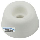 SECOTEC Gummipuffer 20mm weiß SB-2 BL1