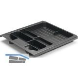 HETTICH SYSTEMA TOP 2000 Schreibmaterial-Auszug 392 mm; Höhe 40 mm; schwarz