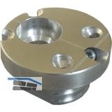 KSV Universalverbinder Halter GR.2; 50x26mm; Aluminium
