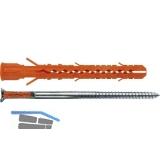 MUNGO MB-SK 10x200 MN5 Fassadendübel inkl. Schraube mit Kopflochbohrung