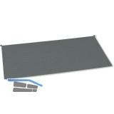 PEKA LIBELL Extendo Antirutschmatte zu Auszugtablar KB 300, Rautendesign grau