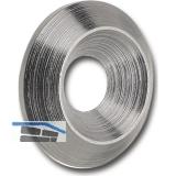 Rosette 90° M 3 Stahl verzinkt für Senkschrauben