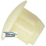 TD1 Türanschlagdämpfer zum Einbohren, Ø9 x 1,5, Bohrmaß: ø5 x 6,weich,KS beige