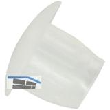 SECOTEC Türanschlägdämpfer zum Einbohren 5 mm Kunststoff transparent SB-50 BL1