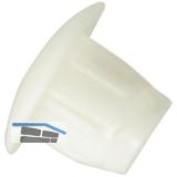 SECOTEC Türanschlägdämpfer zum Einbohren 5 mm Kunststoff weiß SB-50 BL1