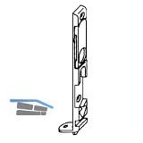Kantenriegel MACO-MULTI für 4 mm Falzluft, oben, Stahl verzinkt silberfärbig
