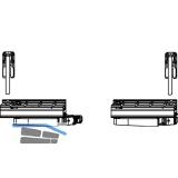 MACO SKB-S/SE Grundkarton Laufwagen,  Schema A und C, 160 kg, links (455798)
