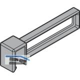 BLUM AMBIA-LINE Längsteiler Kunststoff Oriongrau matt