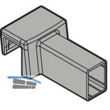 BLUM AMBIA-LINE Querrelinghalter Kunststoff Oriongrau matt