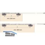 EKU CLIPO 16 Dämpfungssystem bis 16 kg, 2 -flügelig