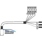 Anschlusskabel Genius Type B 6-polig