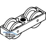 Rollapparat HAWA-Frontslide 60/A und 60/matic