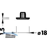 Bohr ø14 Zinkdruckguss Tragkraft 300KG Maß A 70+B 80 Höhenversteller 306