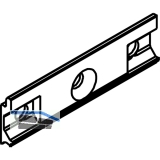 EKU REGAL - B Sicherheitsclip, DrucKguss grau, zu Vertikalprofil, DrucKguss grau