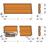Versofix-Wendeplatte 20 x 10 mm