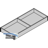 BLUM AMBIA-LINE Schubkastenrahmen breit, NL450mm, B200mm, Bardolino Eiche