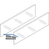 BLUM LEGRABOX free Einschubelement Seite, NL 350 mm, Glas klar