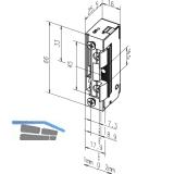 Türöffner 118E FaFix für Fallenrutsche, 10 - 24 V AC/DC